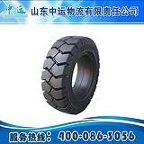 中运厂家实心叉车轮胎