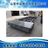 中运厂家特种重型牵引平板拖车