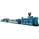 益丰塑机PVC钢丝增强软管设备山东PVC钢丝增强软管设备