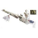 PVC穿线管生产线,益丰塑机,青岛PVC穿线管生产线
