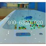 湖北武汉亚克力儿童游泳池厂家价格供一体成型水育圆形儿童游泳池