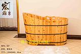 沐浴桶,齿接香柏木沐浴桶067进口橡木沐浴桶,足浴桶,蒸汽桶