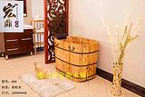 沐浴桶,香柏木沐浴桶069进口橡木沐浴桶,足浴桶,蒸汽桶