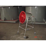 轴流风机德州亚太低价批发YTCZ玻璃钢移动式轴流风机
