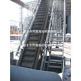 同鑫大倾角皮带输送机,可满足30-90°角度进行物料输送作业