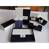 厂家生产家居皮具皮收纳盒多功能纸巾盒酒店客房皮具套装纸巾盒