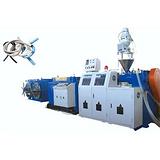 山东塑料管材生产设备塑料管材生产设备益丰塑机图