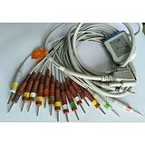 十八導心電圖機導聯線-十五導心電圖機導聯線-18導心電圖機線