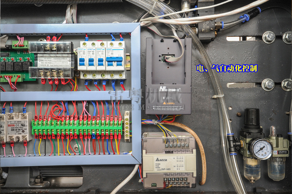平板包装机电路