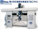 CMS代木五轴加工中心,CMS木模五轴加工中心,CMS树脂五轴龙门