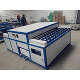 制造厂家莱西市卧式中空玻璃设备二手卧式中空玻璃设备