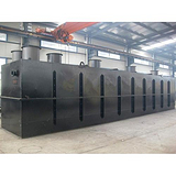 配套齐全 果冻厂设备清洗废水处理装置 后期服务好