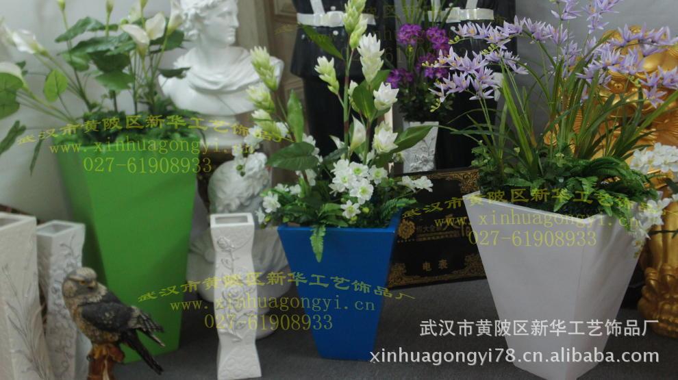 树脂工艺品价格_玻璃钢花盆模具