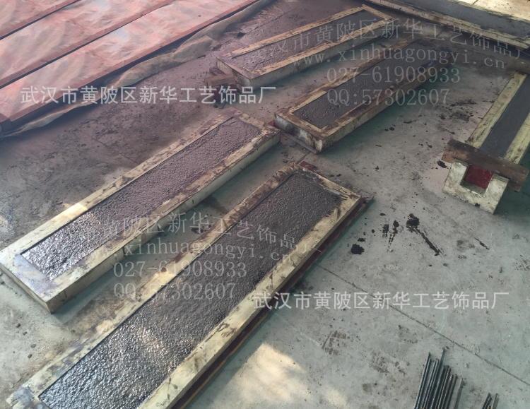 长方形仿木板模具a6_1
