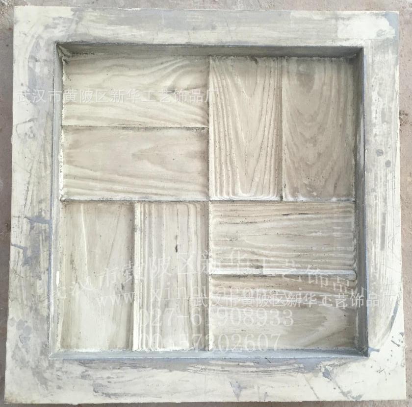 混凝土仿木纹花箱