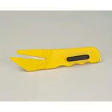 台湾进口安全刀防割手开箱刀割打包带刀 开纸箱安全刀 美工刀