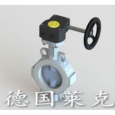 机械及行业设备 阀门 进口蜗轮衬氟蝶阀  结构形式:               杠