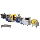 pvc钢丝增强软管设备_益丰塑机_pvc钢丝增强软管设备厂家