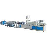 pvc钢丝增强软管设备益丰塑机生产pvc钢丝增强软管设备
