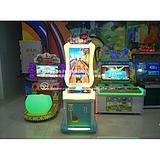 厂家直销地铁跑酷游戏机 儿童投币游戏机 儿童体感互动游戏机