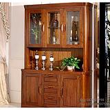 缅甸柚木家具价格 柚木酒柜隔断玄关柜全实木储物收纳柜 特价