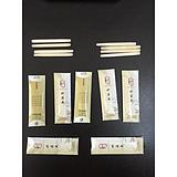 西安定做定制印logo纸包筷头、印标纸包筷头纸袋、筷头套、筷头袋