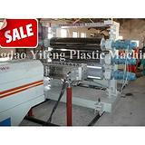 木塑建筑模板生产设备厂家_木塑建筑模板生产设备_益丰塑机