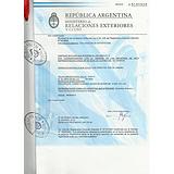 阿根廷馆认证CO