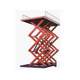 剪叉式升降机货梯天重源起重设备多图