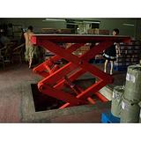 货梯天重源起重设备剪叉式升降机