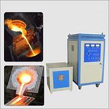 潍坊中频感应熔炼炉熔铜炉熔铝炉河南超锋小型熔炼炉应用广泛