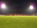 中学室外足球场灯光|学校足球场用LED灯