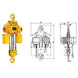 电动葫芦厂家,电动葫芦,天重源起重设备图