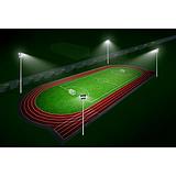 大学11人足球场照明|400米田径场照明用LED灯
