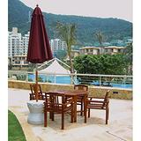 花园休闲座椅、别墅区野餐台、广场休闲桌椅