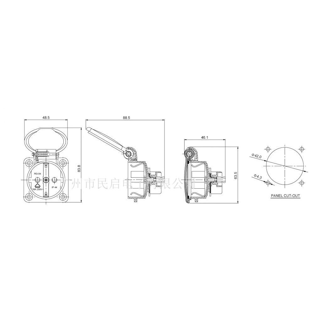 接线插座价格_欧洲插座