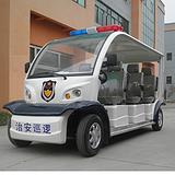 巡逻车八座电动社区巡逻车