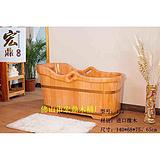 沐浴桶,齿接进口橡木沐浴桶122齿接香柏木沐浴桶,足浴桶,蒸汽桶