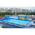 加厚型支架水池  儿童大型支架水上乐园