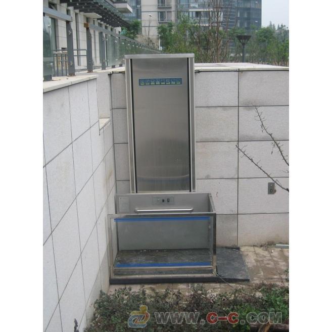 天津家用小型升降机 液压升降电梯图片