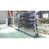 赵县中空玻璃生产线正德机器全自动中空玻璃生产线价格