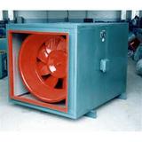 HTFC双速柜式离心排烟风机箱风机箱山东贝州3C认证
