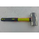 防磁不锈钢八角锤,塑胶手柄八角榔头,敲击工件、安装设备锤子