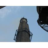 100米烟囱维修/盐城60米混凝土烟囱维修哪家好