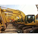 2016年厂家直销小松、沃尔沃等各品牌二手挖掘机