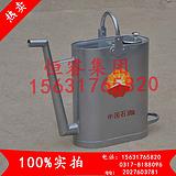 防爆铝制加油壶,厂家直销加油桶10升,防爆油壶,加油站用