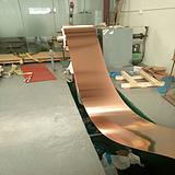 T2紫铜板厂家紫铜棒供应商进口T2紫铜带