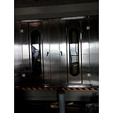丹东中空玻璃设备正德机器卧式中空玻璃设备