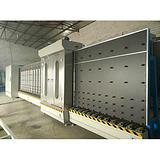 正德机器安康中空玻璃生产线中空玻璃生产线流程