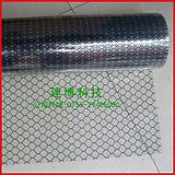 0.3/0.5/1.0 防静电透明网格窗帘 耐用遮光帘厂家直销